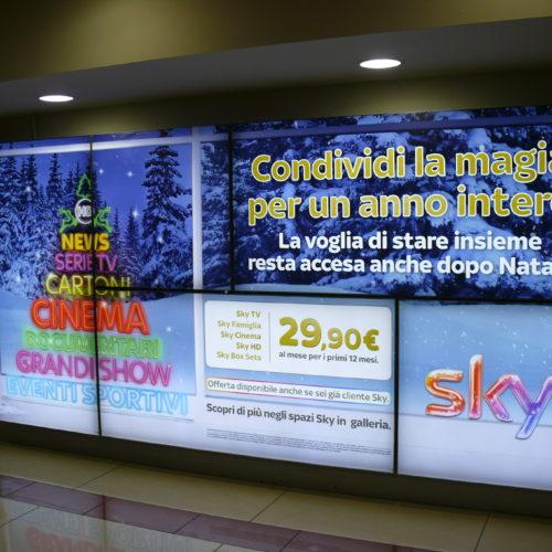 Porta di Roma Sky
